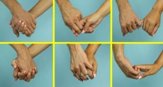 El modo en que tú y tu pareja se tienen de la mano puede revelar algo sobre la relación de pareja