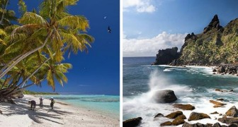 Le Isole Pitcairn sono uno dei luoghi più remoti e irraggiungibili del Pianeta: un paradiso con soli 50 abitanti