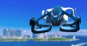 Les voitures volantes deviennent enfin une réalité au Japon