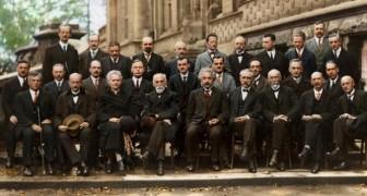 Wie kam es zu dem, was viele als das intelligenteste Foto der Geschichte kennen?