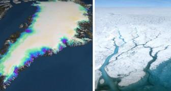 La calotta glaciale della Groenlandia continua a sciogliersi: per gli esperti siamo arrivati a un punto di non ritorno