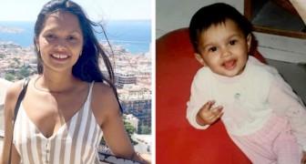Ze werd achtergelaten door haar ouders op het vliegveld toen ze nog maar 9 maanden oud was: vandaag doet ze een oproep om hen te vinden
