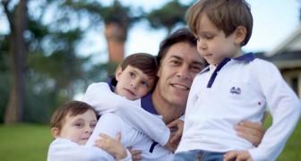 Al papà dei miei figli: smettiamola di pensare di non essere più liberi da quando siamo genitori