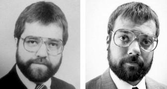 """13 Söhne und Töchter, die alte Fotos entstaubt und entdeckt haben, dass sie und ihre Eltern """"identisch"""" aussehen"""