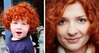 7 curiosità che accomunano le persone dai capelli rossi