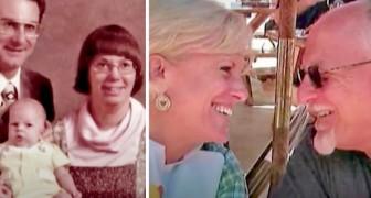 Ils donnent leur fils en adoption mais se remarient 38 ans plus tard, réunissant à nouveau toute la famille