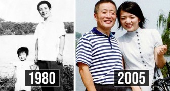 Un papà documenta la crescita della figlia per quasi 40 anni: le sue foto sono piene di amore e nostalgia