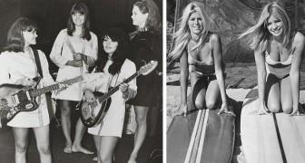 Die Frauen von einst hatten einen authentischen und unwiderstehlichen Charme: diese Fotos beweisen es