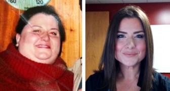 15 personnes qui ont perdu beaucoup de poids et ont documenté leurs progrès jour après jour