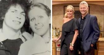 13 photos qui montrent comment l'amour entre deux personnes résiste toujours au temps qui passe