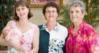 Non sottovalutate il ruolo delle nonne nella crescita dei nipotini: possono essere fondamentali