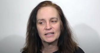 Questa donna ha sorpreso suo marito cambiando colore ai capelli e sfoggiando un look tutto nuovo