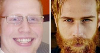10 homens que decidiram deixar a barba crescer e agora estão praticamente irreconhecíveis