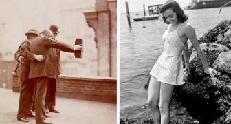 12 photographs from the past show us how much the world around us has changed