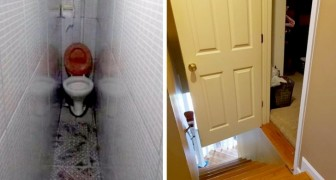 13 soluzioni di design casalingo che hanno fatto storcere il naso a chi le ha viste per la prima volta