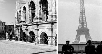 Il hérite des vieilles photos prises par son grand-père et les publie : les clichés ont tout l'attrait des temps passés
