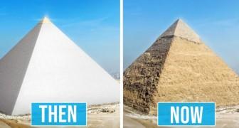 Un sito ha ricostruitodigitalmente le 7 meraviglie del mondo nel luogo dove si trovavano nell'antichità