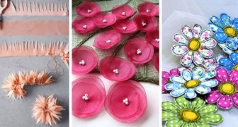 Le migliori tecniche fai-da-te per realizzare incantevoli fiori di stoffa in modo semplice