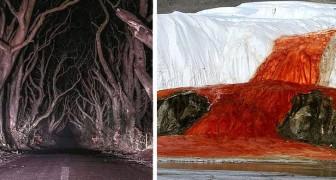 Diese verstörenden Aufnahmen zeigen, dass die Natur es versteht, uns klein und hilflos zu machen