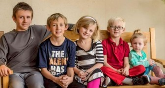 Family wanted: 5 siblings ask to be adopted together by a loving family