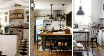 7 tra i consigli più utili per allestire un'elegante cucina in stile bistrot