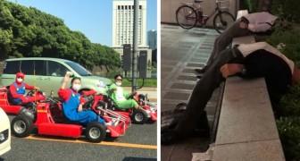 Bizarreries du Japon : 18 photos montrent les comportements les plus insolites d'un pays curieux et avant-gardiste