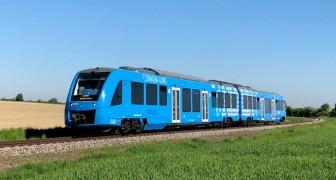 I treni ad idrogeno potrebbero sbarcare in Italia a partire dal 2021: zero emissioni e acqua come propulsore