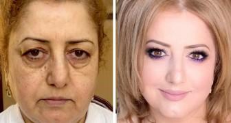 Questa ragazza riesce a soddisfare qualunque richiesta femminile: i suoi makeover sono impressionanti