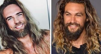 De charme van lang haar: niemand zou deze 13 mannen aanraden om naar de kapper te gaan