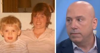 Este homem descobriu que sua irmã é sua mãe e que seus pais são seus avós