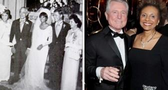 Sie ist farbig, er ist weiß: Nachdem sie 55 Jahre lang Hassbriefe erhalten haben, sind sie noch ein glückliches Paar