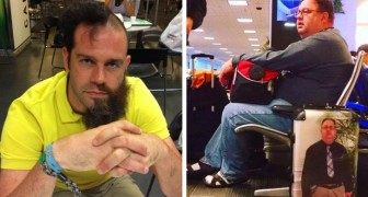 20 hilarische foto's tonen enkele van de meest absurde dingen die kunnen gebeuren tijdens het wachten op het vliegveld
