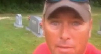 His daughter died in a car accident and this man posts this emotional video that will SHOCK you !