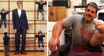 14 persone che meritano di entrare nel Guinness dei primati per delle loro caratteristiche curiose