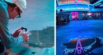 Geniale fotografen: deze beelden laten een kijkje achter de schermen zien van enkele zeer merkwaardige foto's