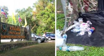 Dieser Nationalpark sammelt den Müll, den Touristen zurücklassen, und schickt ihn ihnen wieder nach Hause