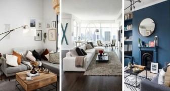 12 idées d'ameublement dont vous pouvez vous inspirer pour meubler de splendides salons de style moderne