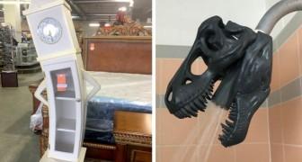 20 oggetti fuori dal comune che sono stati trovati per caso al mercatino dell'usato