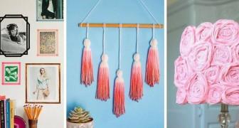 12 idee giovanili e creative per rendere la cameretta delle ragazze un angolo delizioso