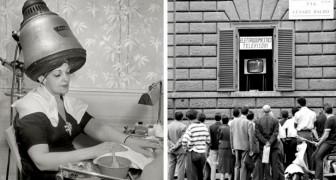 18 oude foto's die de geschiedenis vertellen vanuit een ongebruikelijk standpunt