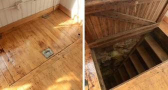 Enge Begegnungen mit der Vergangenheit: 17 Mal haben Menschen die seltsamsten Dinge gefunden, die im Haus versteckt waren