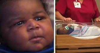 Una donna partorisce un bambino di oltre 6 Kg: è uno dei neonati più grandi al mondo