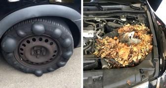 Diese Mechaniker haben Fotos von den katastrophalsten Autos veröffentlicht, die Kunden in die Werkstatt gebracht haben