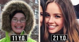 17 pessoas que exibiram com orgulho suas transformações e estão quase irreconhecíveis