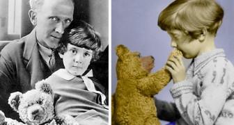 La triste storia di Christopher Robin, il bambino che ha ispirato le avventure del'orsacchiotto Winnie The Pooh