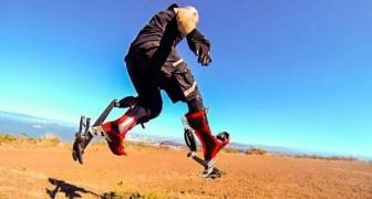 Deze bionische laarzen zouden wel eens de toekomst kunnen zijn, in de manier waarop wij ons verplaatsen