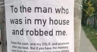 Non posso perdere quelle foto: il commovente appello ai ladri che le hanno rubato gli scatti del suo cane scomparso