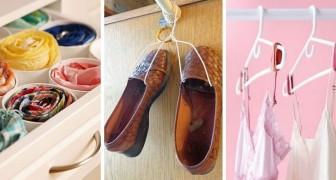 12 solutions pratiques et ingénieuses pour ranger de façon efficace vos armoires et tiroirs