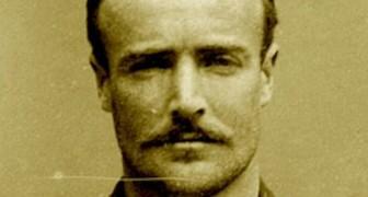 In 1921 schreef deze man dagboeken waarin hij vertelde dat hij leefde in 3906, waarin hij details over onze eeuw vertelde
