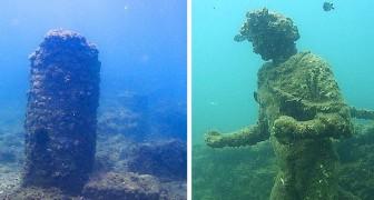 Baia, il parco archeologico sommerso considerato l'Atlantide dell'antica Roma